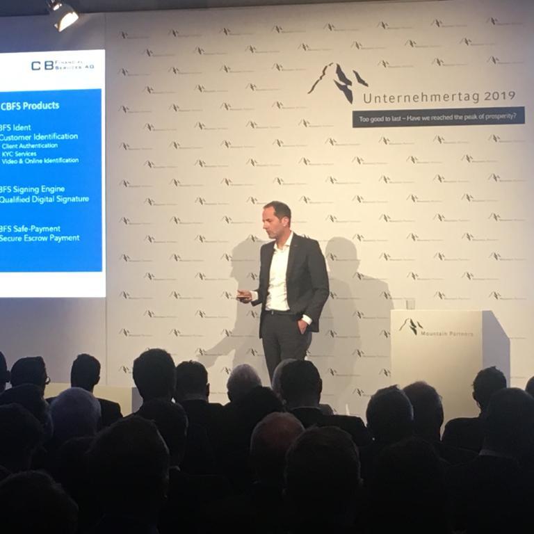 Entrepreneurs Day 2019 at Lake Tegernsee