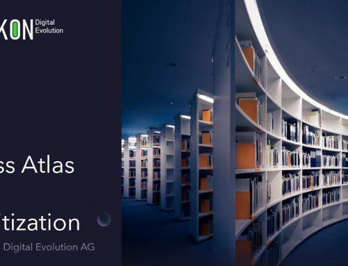 Swiss Atlas of Digitization