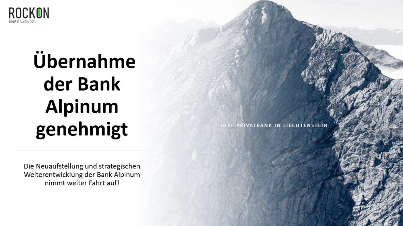 Bank Alpinum Digitization